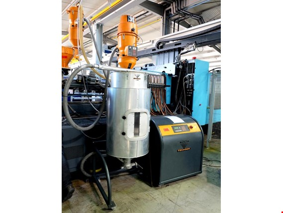 Used Koch KKT-100 granulate dryer for Sale (Trading Premium)