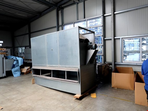 Wolf 1 Posten components for paint spraying and drying cabins de ocasión (Trading Premium)