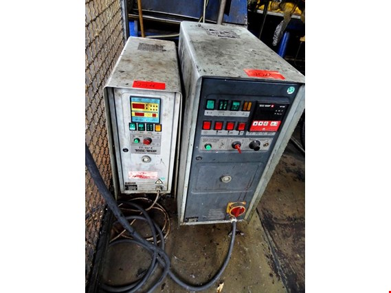 Used Tooltemp PT 90-12 WO / TT-157 E 2 Temperiergeräte for Sale (Trading Premium)