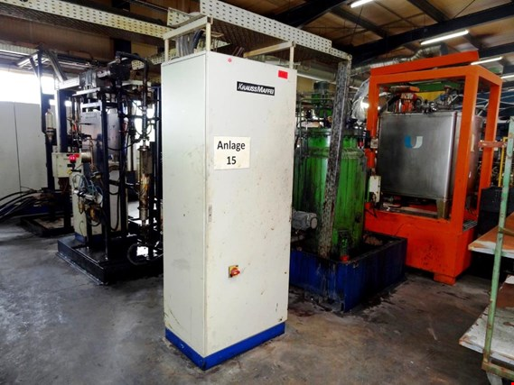 Krauss Maffei piston dosing system (Auction Premium) | NetBid ?eská republika
