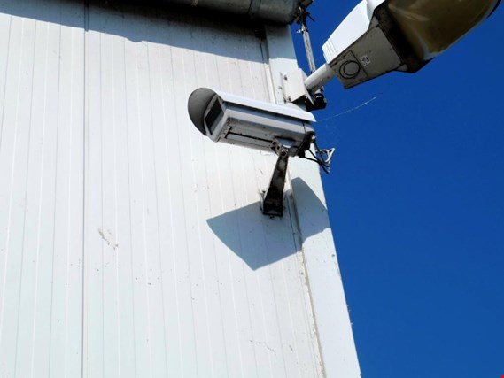 Used video surveillance system for Sale (Trading Premium)
