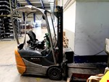 Still RX50-16 electr. 3-wheel lift truck
