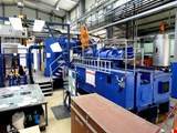 Krauss Maffei 3200-17200MC Plastic injection moulding machine