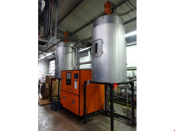 Used Koch Granulate supply system for Sale (Trading Premium)