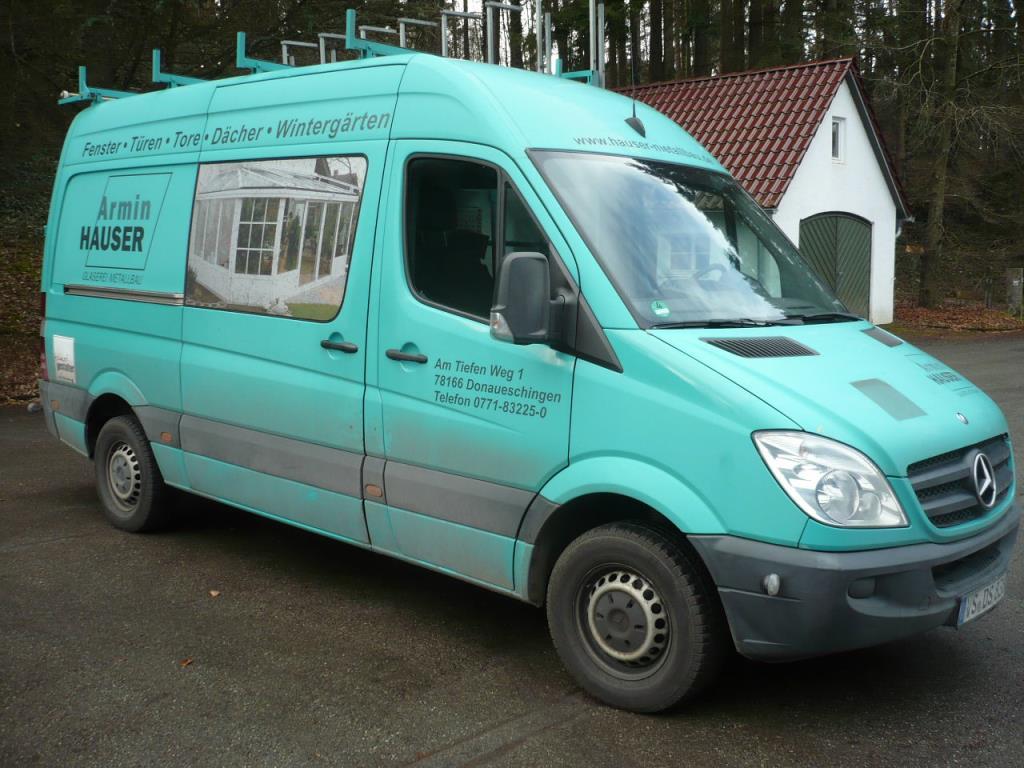 used mercedes benz sprinter 313 cdi ka 906 ka 35 truck. Black Bedroom Furniture Sets. Home Design Ideas