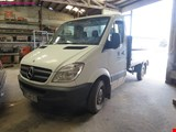 Mercedes-Benz Sprinter 209 CDi transportation van