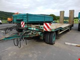 Goldhofer TU 3-24/80 truck- flatbed trailer