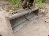 hydraulic ditch tilting bucket
