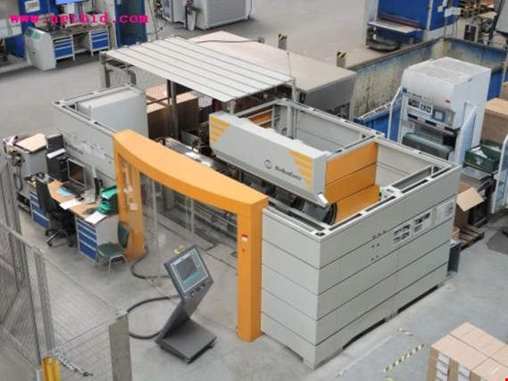 Online Auction sheetmetal and metalworking machines  In collaboration with Hilco Industrial Acquisitions bv