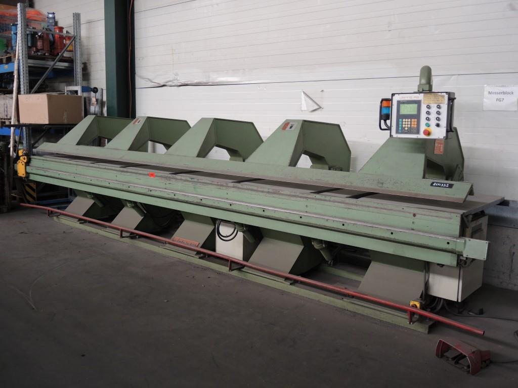 Jorns Maxi Line 150 Sm Cnc400a 6 Elektrische