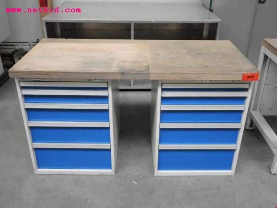 garant werkbank 200 gebraucht kaufen auction premium. Black Bedroom Furniture Sets. Home Design Ideas