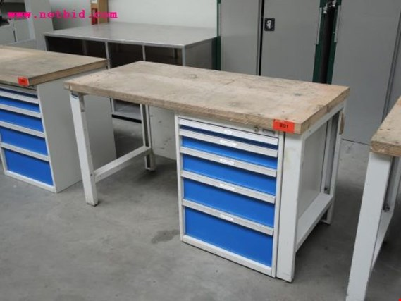 Garant Workbench, #201  (Auction Premium)