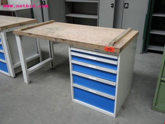 Garant Workbench, #202  (Auction Premium)