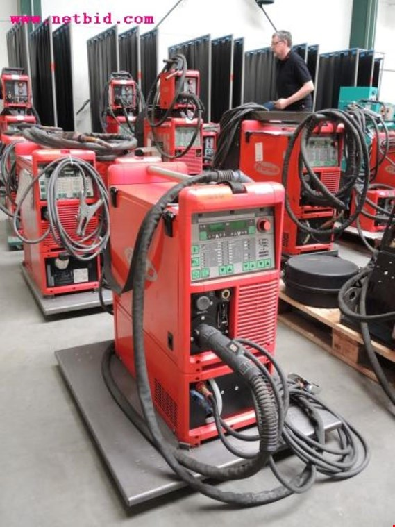 Fronius Transpuls Synergic 2700 Inert gas welding unit, #210  (Auction Premium)