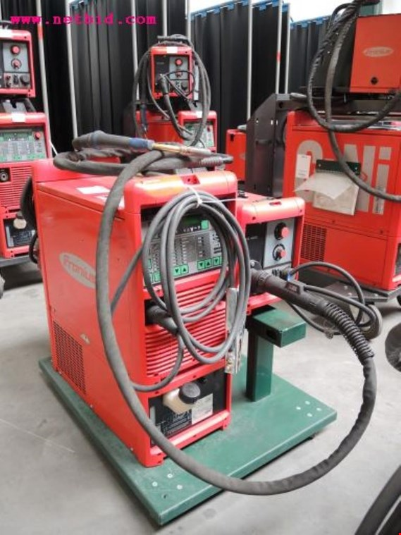 Used Fronius Transpuls Synergic 4000 Inert gas welding unit, #212 for Sale (Auction Premium)