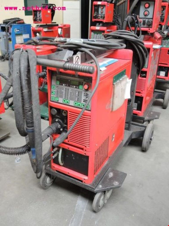 Used Fronius Transpuls Synergic 2700 Inert gas welding unit, #215 for Sale (Auction Premium)