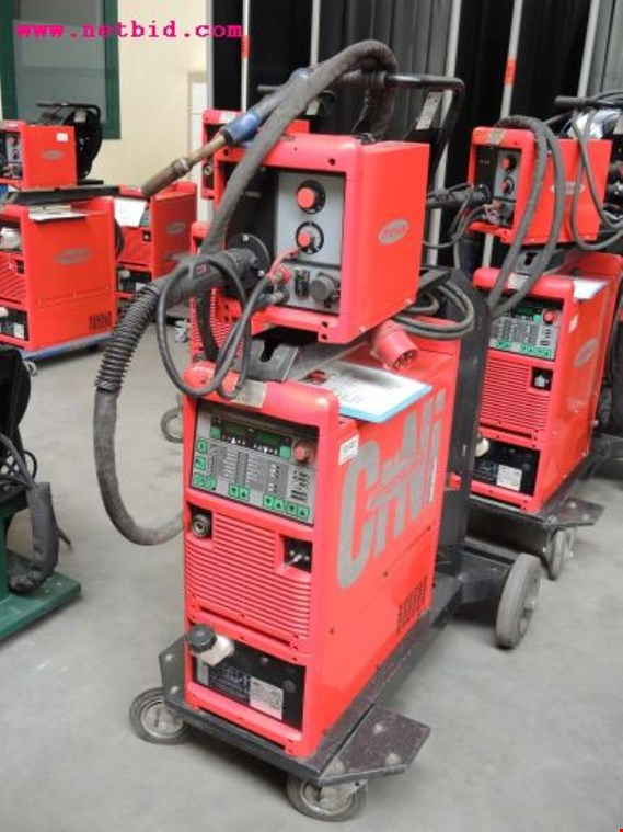 Fronius Transpuls Synergic 3200 Inert gas welding unit, #216 kupisz używany(ą) (Auction Premium)