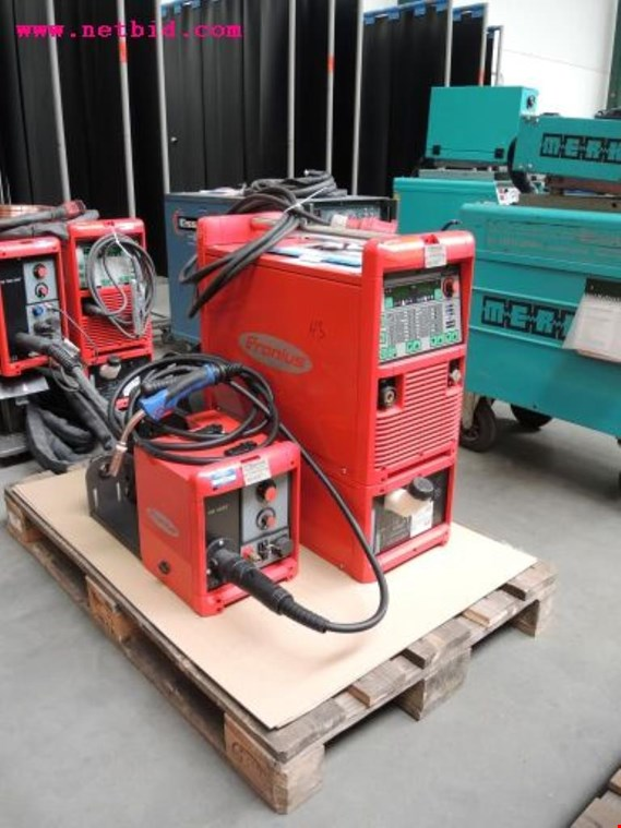 Fronius Transpuls Synergic 4000 Inert gas welding unit, #220 kupisz używany(ą) (Auction Premium)