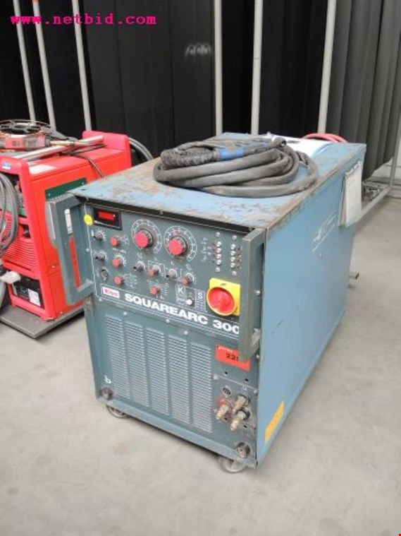Ess Squarearc 300 Inert gas welding unit, #225 de ocasión (Auction Premium)