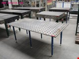 3D-Perforated welding table, #241