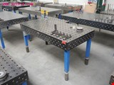 Sigmund 3D-Perforated welding table, #247