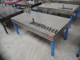 3D-Perforated welding table, #264
