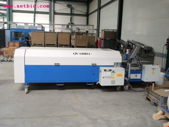 Used Schlebach Quadro TP automatic profiling system (int  no