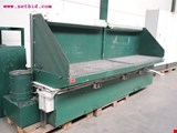 Sanding table with extractor, #436