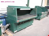Sanding table with extractor, #438