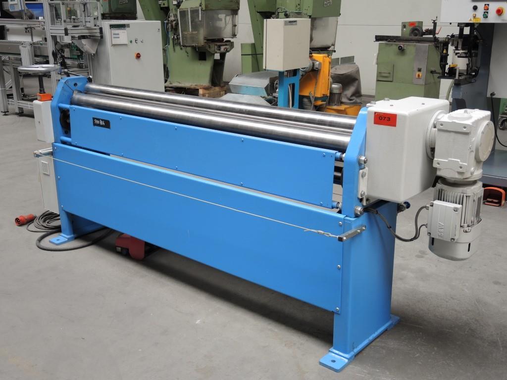 Prinzing Rme100 203 Elektrische 3 Walzenrundbiegemaschine