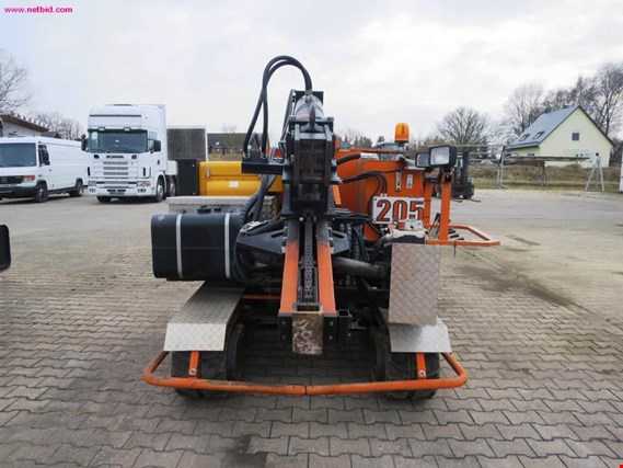 Used Gayk HRE 3000 piling rig (205) for Sale (Auction Premium)