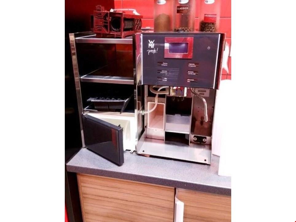 wmf presto gastro kaffeevollautomat gebraucht kaufen. Black Bedroom Furniture Sets. Home Design Ideas