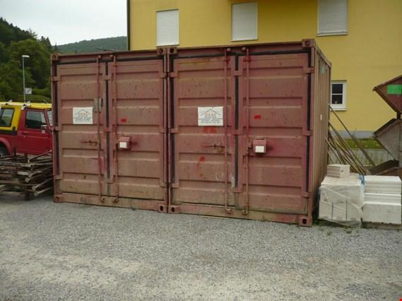 2 10 seecontainer gebraucht kaufen auction premium netbid industrie auktionen. Black Bedroom Furniture Sets. Home Design Ideas