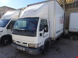 Nissan Cabstar.E 120 Truck with closed box