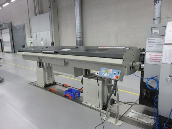Used Top Automazioni Topload 4-25/3300 bar feeding system for Sale (Auction Premium)