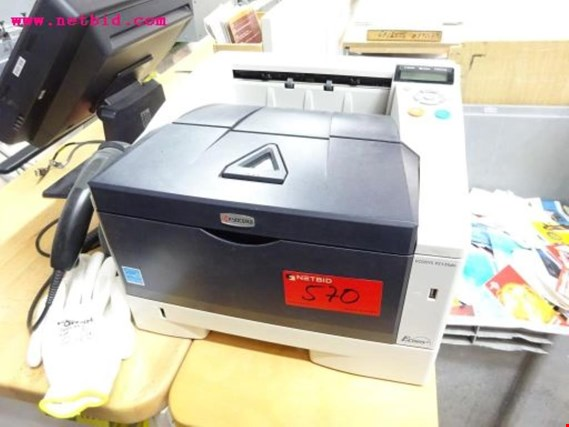 Used Kyocera P2135dn laser printer for Sale (Auction Premium)