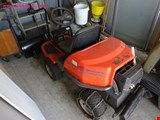 Husqvarna Rider 15-V2 ride-on lawn mower