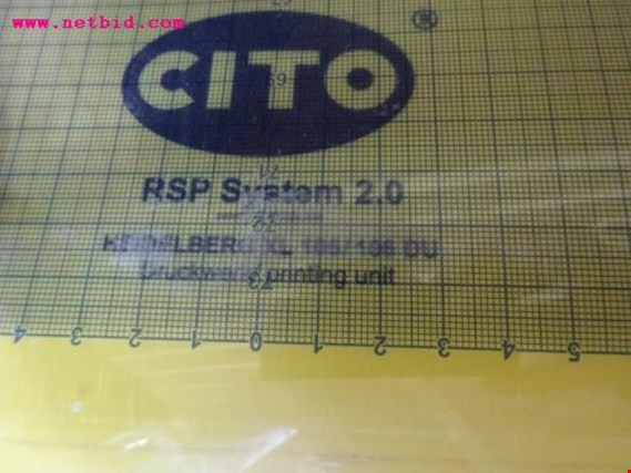 CITO Print Line RSP System 2.0 RSP inline finishing system de ocasión (Trading Premium)