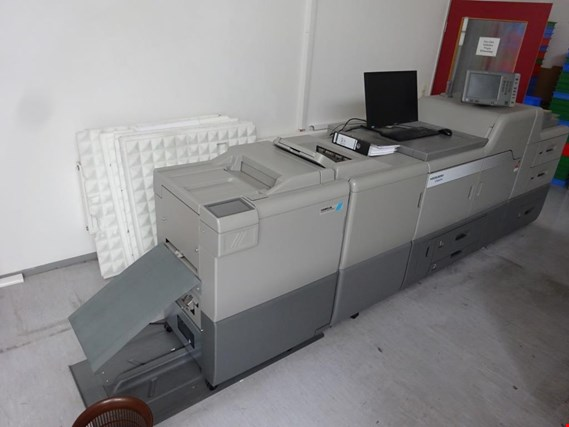 Used Heidelberg Linoprint CV80 digital printing system for Sale (Auction Premium)