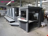 Heidelberg SM102-4-P3 sheet-fed offset printing press