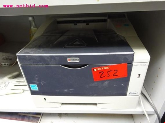 Used Kyocera P2135dn laser printer for Sale (Trading Premium) | NetBid Industrial Auctions