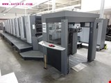 Heidelberg SM 102-8-P sheet-fed offset printing press