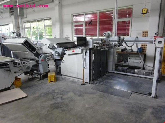 Used Heidelberg folding system for Sale (Auction Premium)