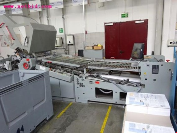 Used Stahl KD78/6-KTL-RD-T folding machine for Sale (Trading Premium)