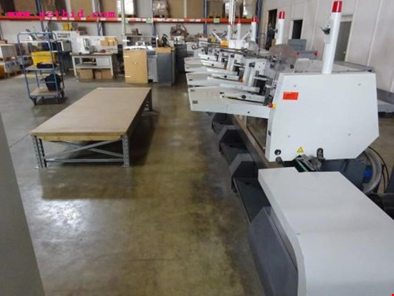 Used Heidelberg ST450 Stitchmaster gang-stitcher for Sale (Trading Premium)