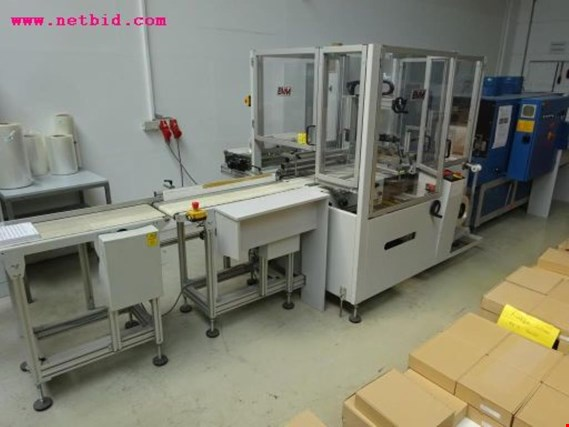Used BVM Compacta Trend 5015 packaging machine for Sale (Trading Premium)