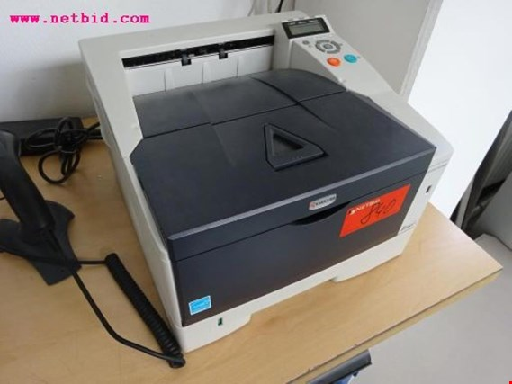 Used Kyocera P32135dn laser printer for Sale (Trading Premium) | NetBid Industrial Auctions
