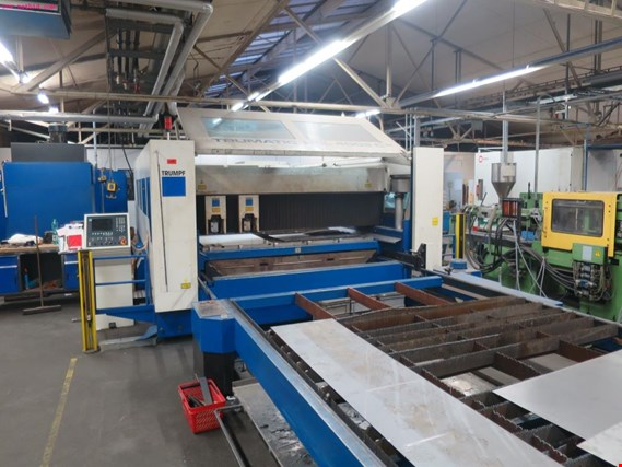 Used Trumpf Trumatic HSL 4002 C CNC Laser cutting machine - Sale under Reserve §168 InsO; location Winterlingen for Sale (Trading Premium)