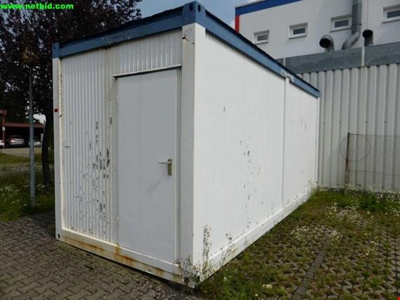 Container Auktionen