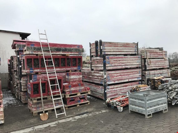 Online insolvency sale - lot Peri Maximo formwork